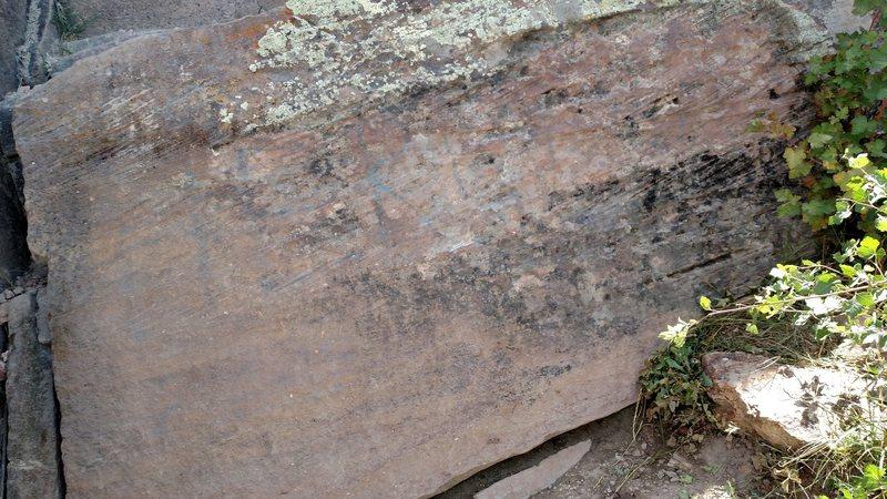 Rock Climbing Photo: Main Ridgeline after.