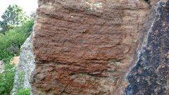 Rock Climbing Photo: Sharpie after.