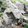 looking at the millard boulder