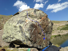 Rock Climbing Photo: 1. After While, Crocodile.