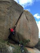 Rock Climbing Photo: ow