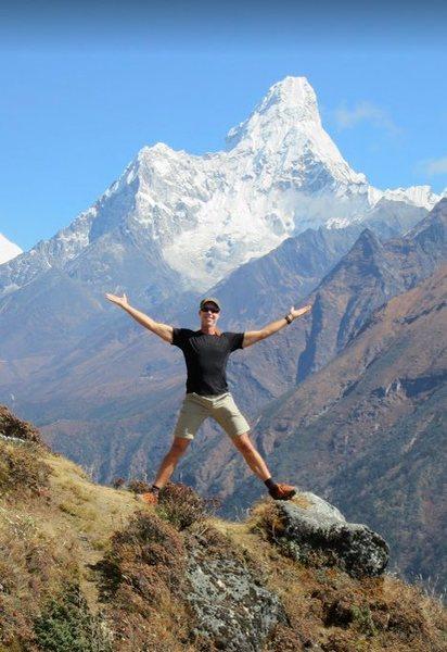 Rock Climbing Photo: C'mon ... you gotta know this mountain!