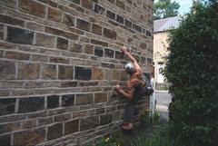 Rock Climbing Photo: benefits of gritstone architecture