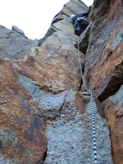 Rock Climbing Photo: July 17, 2015