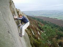 Rock Climbing Photo: Art Nouveau E66c