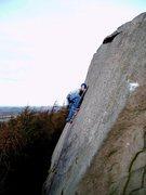 Rock Climbing Photo: Wings -E4 Roaches