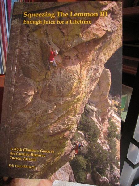 Rock Climbing Photo: SQ III
