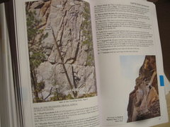 Rock Climbing Photo: Full color photo topos with all the routes and des...