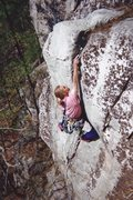 Rock Climbing Photo: Paul DeLapp, Bozoo Bubba Rest In Peace, my good fr...