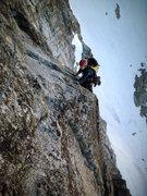 Rock Climbing Photo: Dragontail, Enchantments, Wa