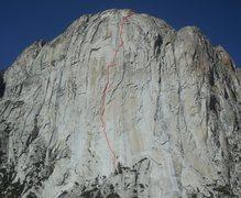 Rock Climbing Photo: The Emperor