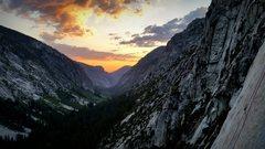 Rock Climbing Photo: Bubbs Creek