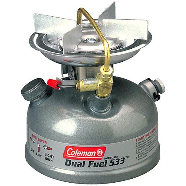 Coleman Dual Fuel 533