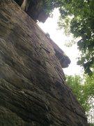 Rock Climbing Photo: Also to the anchors