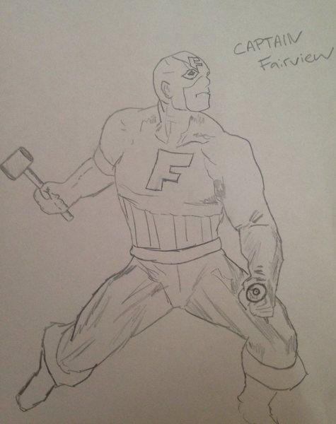 Captain Fairview