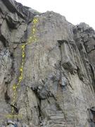 Rock Climbing Photo: Creationism