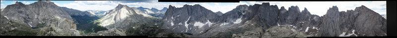 Pingora summit pano