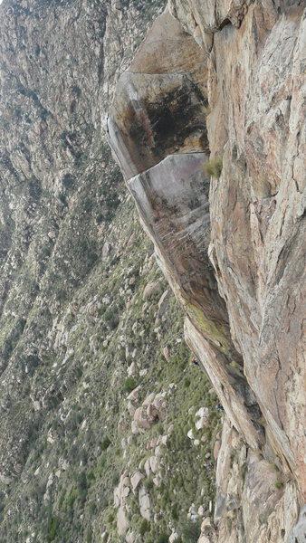 Rock Climbing Photo: Triton Tower