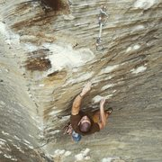 Rock Climbing Photo: Yep