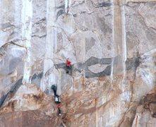 Rock Climbing Photo: P3 Virginia