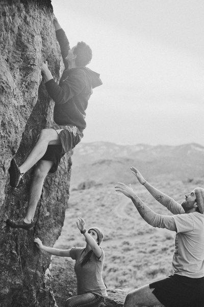 Boulder A