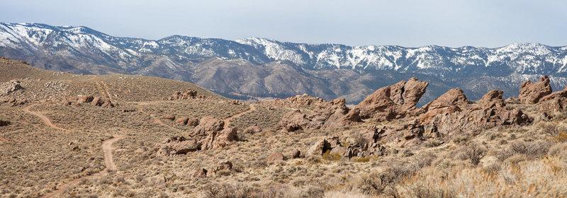 Rock Climbing Photo: Washoe Boulders