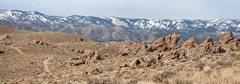 Washoe Boulders