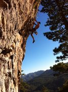 Rock Climbing Photo: big chief lake tahoe