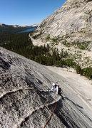 Rock Climbing Photo: [pano] P3, I think