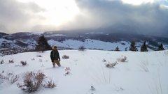 Rock Climbing Photo: Summit County