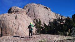 Rock Climbing Photo: Acid Rock & Baby Helens