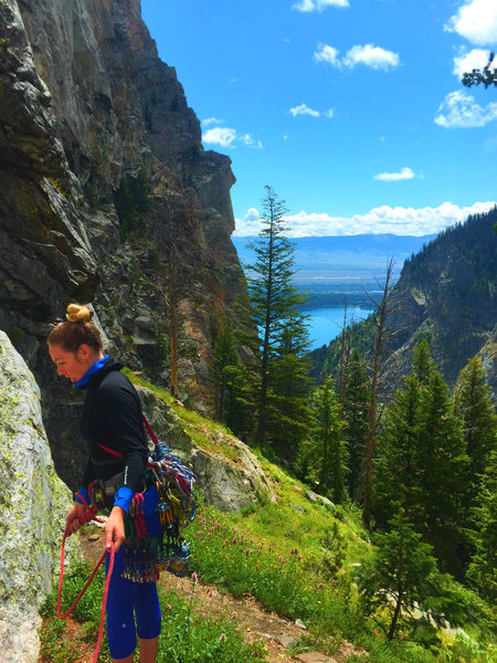 'The Snaz'- Death Canyon: Teton National Park: Wyoming