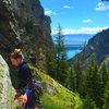 'The Snaz'- Death Canyon: Teton National Park: Wyoming