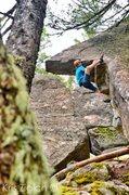 Rock Climbing Photo: The Enchiridion.