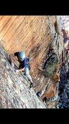 Rock Climbing Photo: origional route