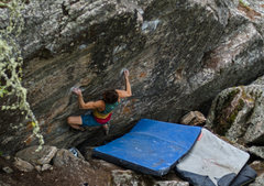 Rock Climbing Photo: Predator.
