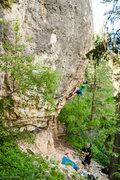 Rock Climbing Photo: Trango team member Daniel Brayack visited BBG in J...