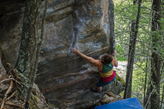 Rock Climbing Photo: Anderson Bouton