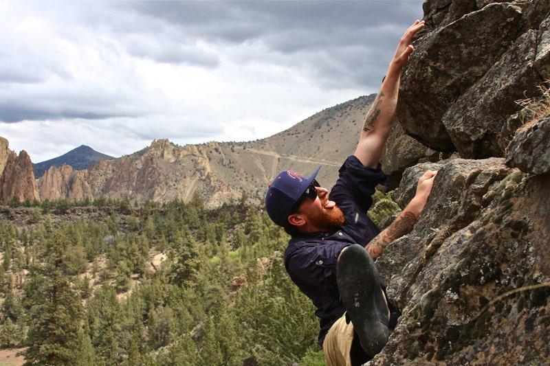 Rock Climbing Photo: pic