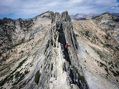 Rock Climbing Photo: Matthes Crest