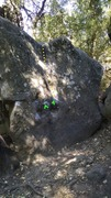 Rock Climbing Photo: Micro Edges