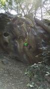 Rock Climbing Photo: Flakes