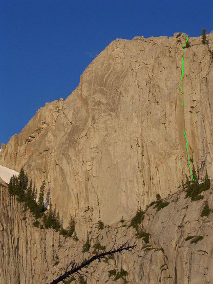 Rock Climbing Photo: Doomsday Day Book
