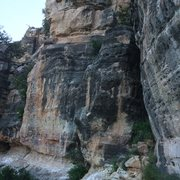 Rock Climbing Photo: The East Face of The Guides Tower