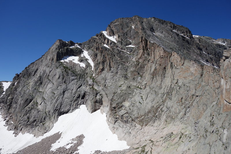 Rock Climbing Photo: McHenry's from Arrowhead.