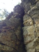 Rock Climbing Photo: Cheaper Than A Shot of Whiskey