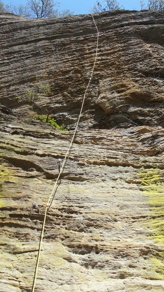 Rock Climbing Photo: 72 Hour Energy- 12a.
