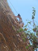 Rock Climbing Photo: Climbing iron the ATR Wall on a beautiful July day...