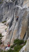 Rock Climbing Photo: Ivory Tower Center from the Enemy Within. Photo: E...