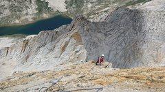 Rock Climbing Photo: Mt. Conness
